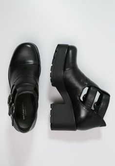 Vagabond DIOON - Boots à talons - black - ZALANDO.FR