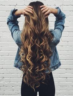 Edens Life: Long Hair Inspiration (Feeling like you want to cut your hair? Read this post and think again!)