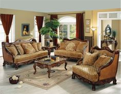 small victorian living room - Yahoo! Search Results