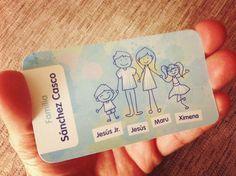 tarjetas familiares personalizadas - Buscar con Google