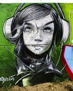 30 Examples of Street Art and Graffiti Art   Free and Useful Online Resources for Designers and Developers