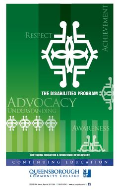 Check out our Disabilities Studies program this semester!