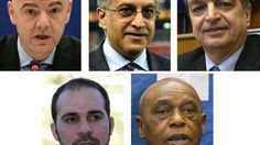 Welcome to Sport Theatre: FIFA confirms final five for presidential vote