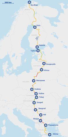 eurovelo realised - Buscar con Google