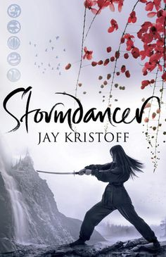 Stormdancer (The Lotus War, #1) by Jay Kristoff.  Set against a backdrop of feudal Japan, warrior Yukiko captures a supposedly extinct (but crippled) griffin for the Shogun, then learns, after meeting secretive Kin and the rebel Kage cabal, of the horrifying extent of the Shogun's crimes, both against her country and her family. Returning to the city, Yukiko is determined to make the Shogun pay -- but what can one girl and a flightless griffin do against the might of an empire?