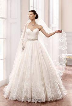 Wedding Dress Inspiration - Eddy K Milano Collection