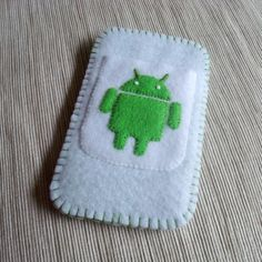 All of you simply love this felt android phone case ($26), and it's easy to see why. The materials are all eco-friendly, and there is something so darn cute about the Android robot.