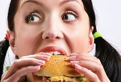 Sometimes, people eat to satisfy their happy or sad feelings. Emotional eating refers to the practice of consuming large amount of food to feed the feelings instead of hunger People Eating, Health Center, Healthy Living, Nutrition, Tips, Food, Healthy Life, Essen, Meals