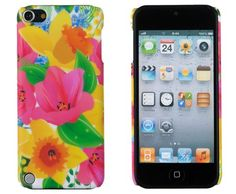 iPod Touch 5 - Glorious Spring Flowers Blooming Case from Cool Mobile Accessories