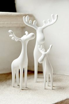 Christmas Lights by J-line We are want to say thanks if you like to share this post to another people Christmas Clay, Christmas Lights, Christmas Crafts, Christmas Moose, White Christmas, Christmas Ornaments, Polymer Clay Crafts, Diy Clay, Ceramic Christmas Decorations