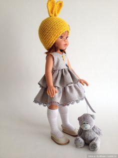 """Комплект для Паолок """" солнечная зайка """" / Одежда для кукол / Шопик. Продать купить куклу / Бэйбики. Куклы фото. Одежда для кукол"""