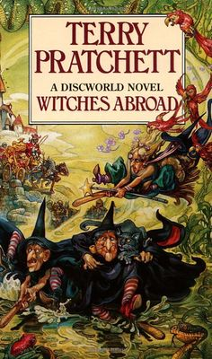 Witches Abroad - still one of the best things ever written by Pratchett