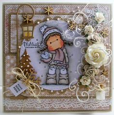 Created by Mandy for the Simon Says Stamp Wednesday challenge (Anything Goes)