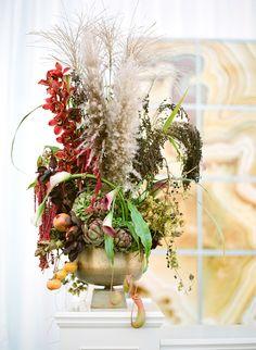 Textured Florals