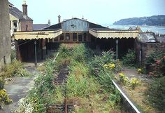So sad. Abandoned Train Station, Old Train Station, Train Stations, Abandoned Buildings, Abandoned Places, Cowes Isle Of Wight, Heritage Railway, Disused Stations, Steam Railway