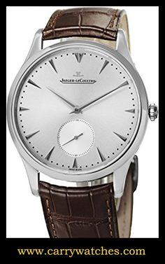 Jaeger-LeCoultre Master Grande Ultra Thin Men's Automatic Watch 1358420 Check https://www.carrywatches.com