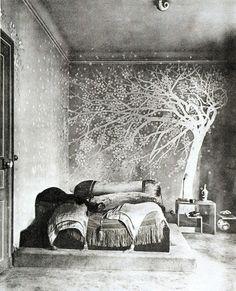 Tree mural. Paul Poiret 1924