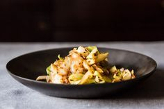 Stir-Fried Cabbage with Fennel Seeds