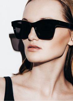 Draco Black Sunglasses . Darkside . scar-id.com