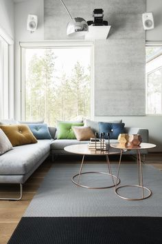 Tips om je kleine woonkamer zo goed mogelijk te benutten - Roomed | roomed.nl