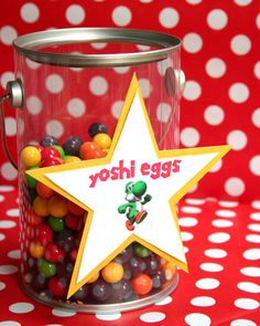 Super Mario Party {Real Parties I've Styled}