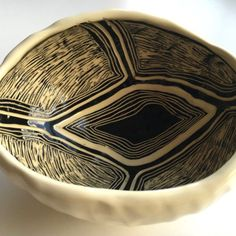 #707 Sister Dreaming Ceramic Pinch Pot