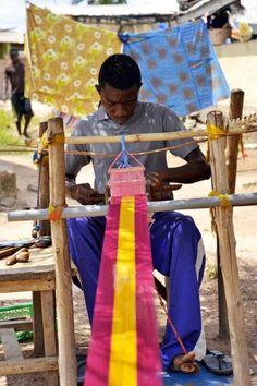 moda etica e solidale Indossostorie // Ghana