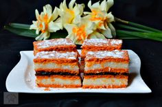 RETETE DE POST - CAIETUL CU RETETE Vanilla Cake, Delicious Desserts, French Toast, Cooking, Breakfast, Drink, Food, Romanian Recipes, Yummy Cakes