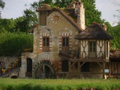 marie antoinette village versailles - Google Search