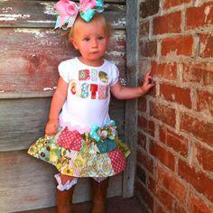 Big Sister Shirt Dress :)