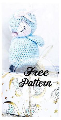 Crochet Penguin, Crochet Whale, Crochet Animals, Crochet Patterns Amigurumi, Amigurumi Doll, Crochet Toys, Free Crochet, Knitting Patterns, Poncho Patterns