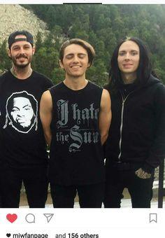 Ryan, Vinnie, Ricky
