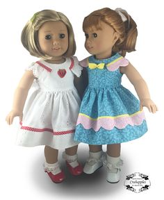 """Sunday Best 18"""" Doll Clothes"""
