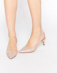 Ravel – Schuhe mit Fersenriemen und mittelhohem Absatz