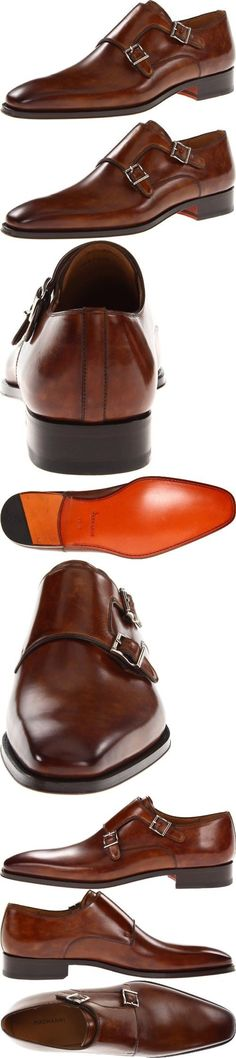 Magnanni - I own these... they are beautiful and perfect for meetings - but definitely too dressy for service,