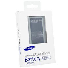 Samsung Battery EB-BN910BBEGWW - оригинална резервна батерия за Samsung Galaxy Note 4 (ритейл опаковка): Производител: Samsung… www.Sim.bg