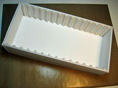 Assemble outer box