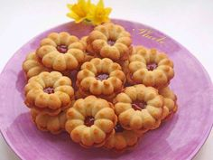 Greek Sweets, Greek Desserts, Greek Recipes, Candy Recipes, Cookie Recipes, Dessert Recipes, Cookie Dough Pie, Greek Cookies, Biscotti Cookies