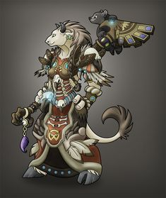 This was a commission done for me of my favorite character in WoW. My druid Pherala Leafreader on Wyrmrest Accord when she was a Tauren. Character Concept, Character Art, Character Design, Warcraft Art, World Of Warcraft, Dh Wow, Wow Art, Horde, Fantasy Illustration