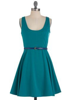 Dresses I will wear one day - Friends Teal the End Dress