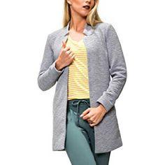 ONLY Damen /Übergangsmantel Kurzmantel Long Blazer