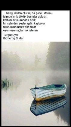 Hangi dilden olursa olsun bir şarkı isterim Turgut Uyar