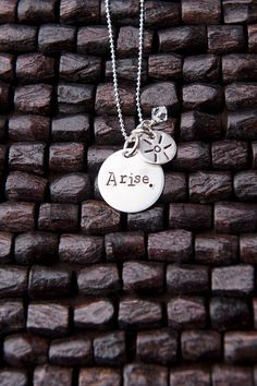Arise and Shine Forth Necklace