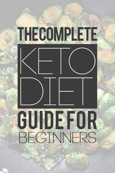 The Complete Keto Diet Guide For Beginners - your resource on all things low carb & ketogenic. How to get started, what to eat & how to succeed! Plus find tons of low carb recipes for a healthy start to the new year or any time in between!