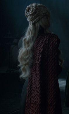 Daenerys. Dragon scales