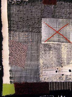 dorothy caldwell hanging by venetia 27, via Flickr