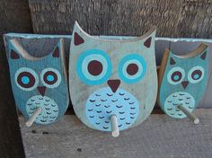 So adorable for an owl-themed nursery.