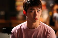 "Taecyeon in ""Who Are You series"""
