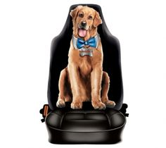 """Autositzbezug Travel Mate für Sitzlehne """"Funny Dog"""" 1 Stück Hd Design, Leather Car Seat Covers, Wheel Cover, All Cars, Body Size, Car Accessories, Pu Leather, Model, Shopping"""