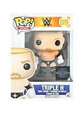 Funko WWE Pop! Triple H Vinyl Figure,